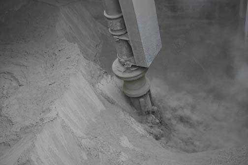 сколько сохнет цемент